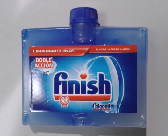 FINISH LIMPIAMAQUINAS 250 ML.