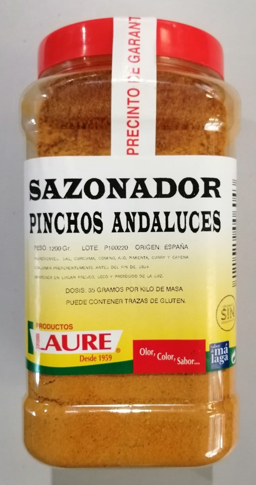 ESPECIAS DE PINCHITOS LAURE