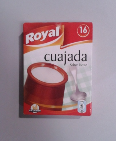 CUAJADA ROYAL 48 G.