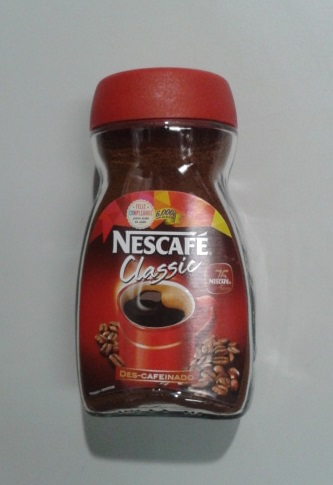 CAFE SOL.NESCAFE DESCAFEINADO 100G.