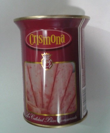 CHOPPED PORK CRISMONA 425 GRS