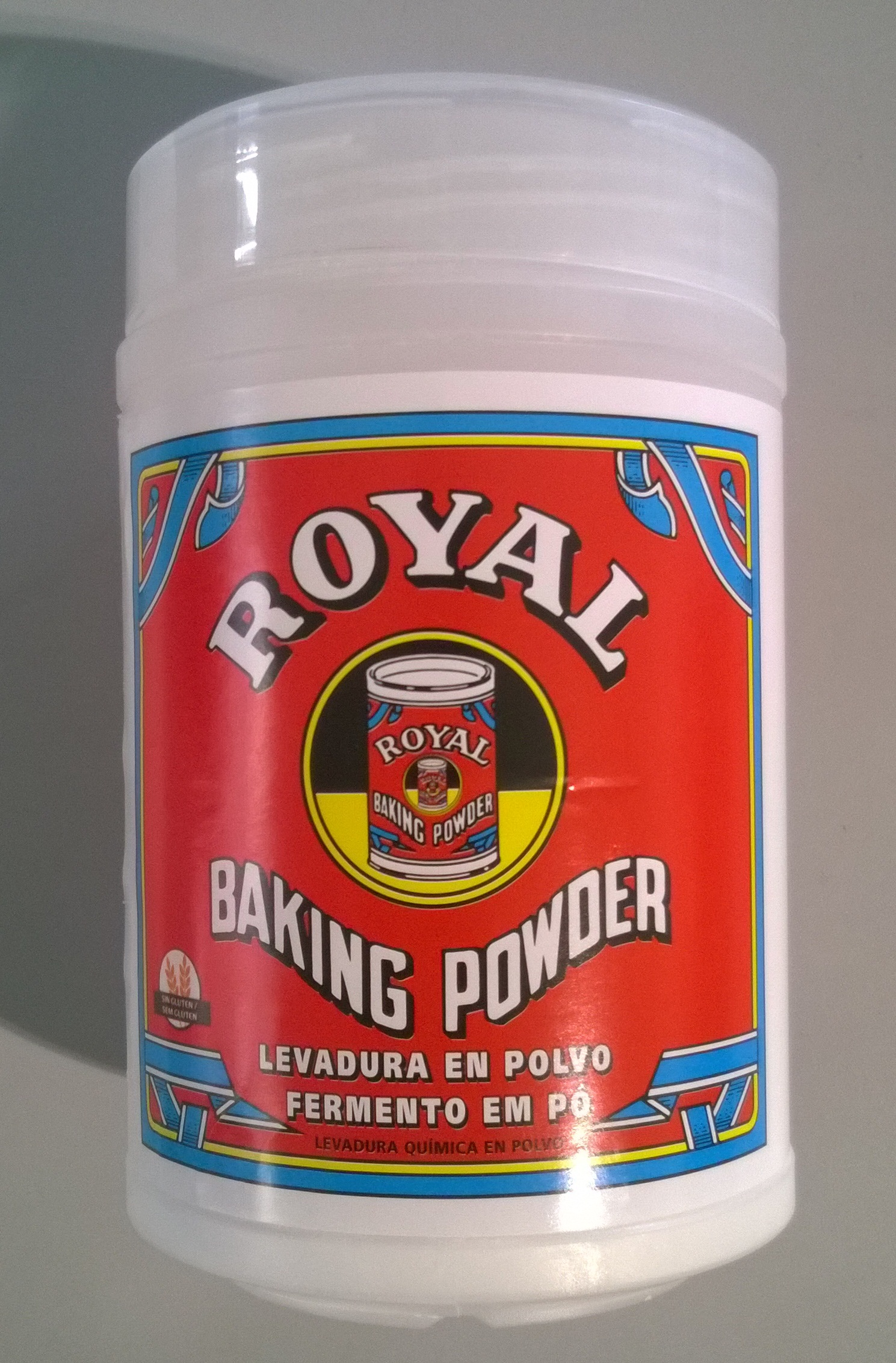 LEVADURA ROYAL BOTE 900 GR.